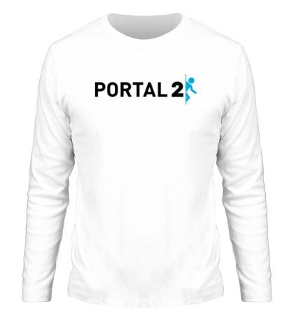 Мужской лонгслив Portal 2