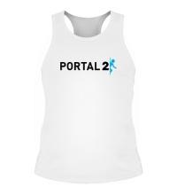 Мужская борцовка Portal 2