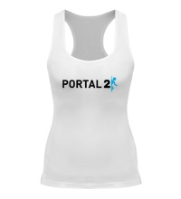 Женская борцовка Portal 2