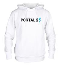 Толстовка с капюшоном Portal 2