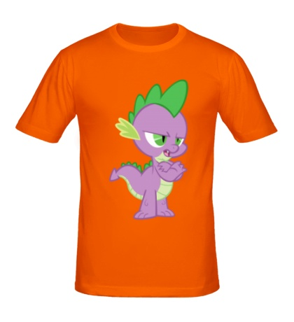 Мужская футболка Spike