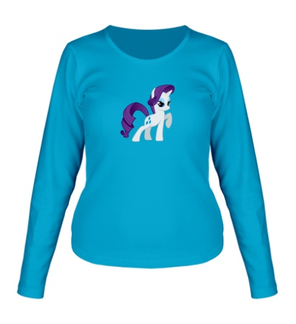Женский лонгслив Rarity My little pony