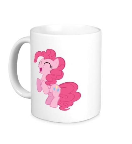 Керамическая кружка Funny Pinkie Pie