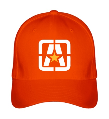 Бейсболка Символ Антифы
