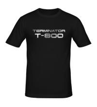 Мужская футболка Terminator T-800