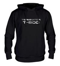 Толстовка с капюшоном Terminator T-800