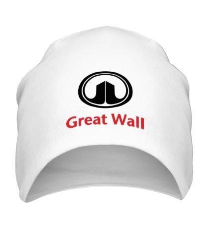 Шапка Great Wall logo