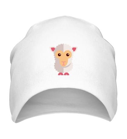 Шапка Маленькая овечка