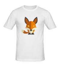 Мужская футболка Лисичка