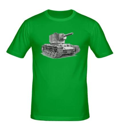 Мужская футболка КВ-2