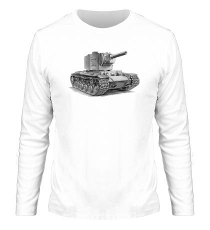 Мужской лонгслив КВ-2