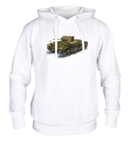 Толстовка с капюшоном Mk. III Valentine