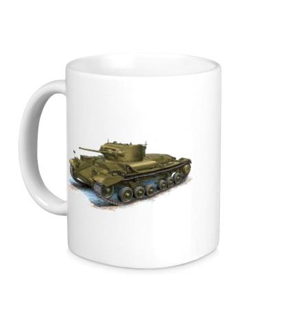 Керамическая кружка Mk. III Valentine