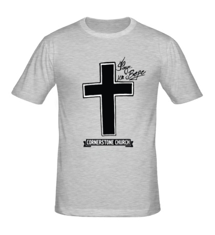Мужская футболка SWAG Cross