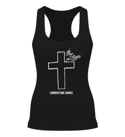 Женская борцовка SWAG Cross