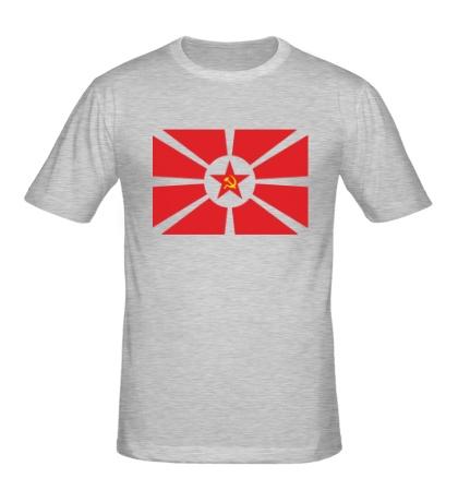 Мужская футболка Флаг СССР