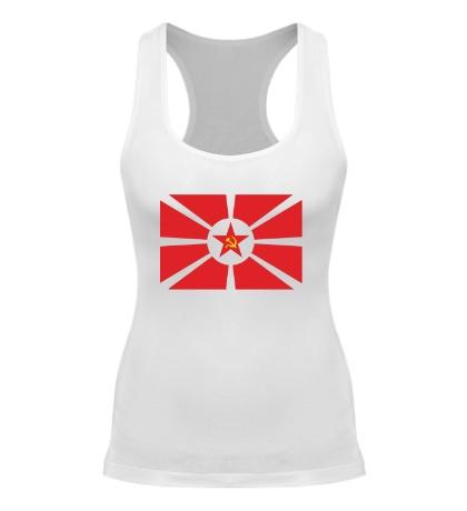 Женская борцовка Флаг СССР