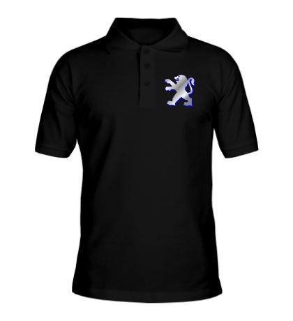 Рубашка поло Peugeot Mark