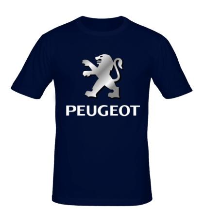 Мужская футболка Peugeot