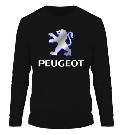 Мужской лонгслив Peugeot