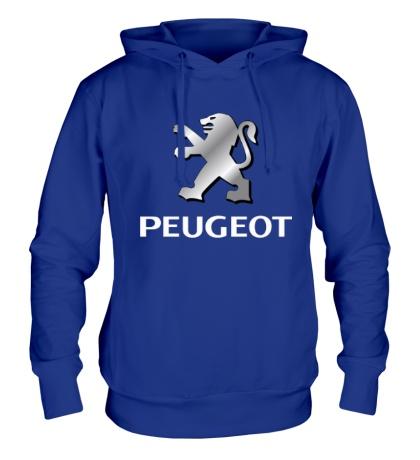 Толстовка с капюшоном Peugeot