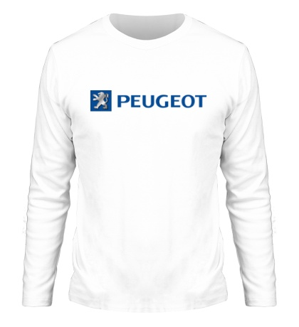 Мужской лонгслив Peugeot Line
