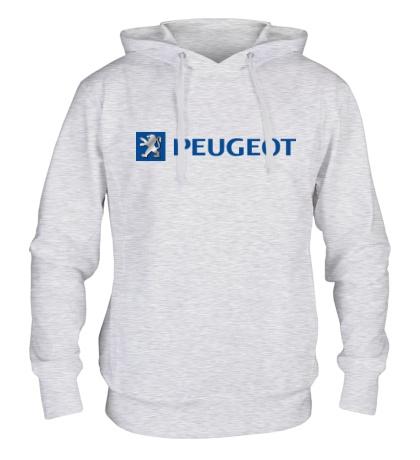 Толстовка с капюшоном Peugeot Line