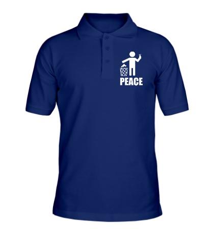 Рубашка поло Peace People