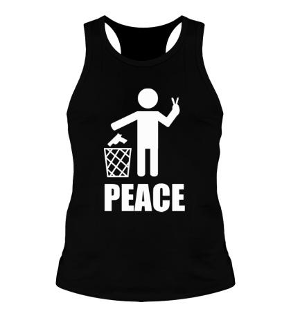 Мужская борцовка Peace People