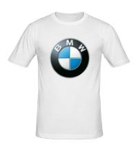 Мужская футболка BMW Logo