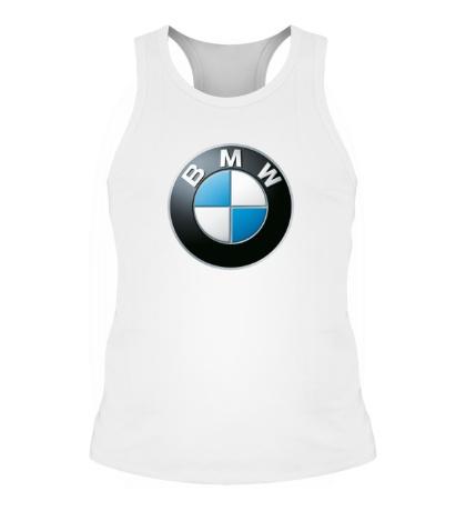 Мужская борцовка BMW Logo