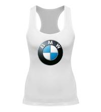 Женская борцовка BMW Logo