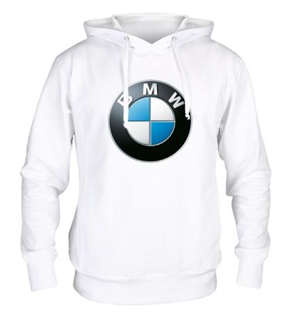 Толстовка с капюшоном BMW Logo