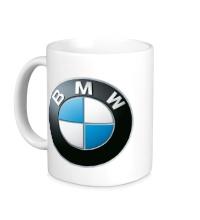 Керамическая кружка BMW Logo