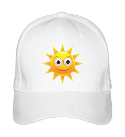 Бейсболка Счастливое солнышко