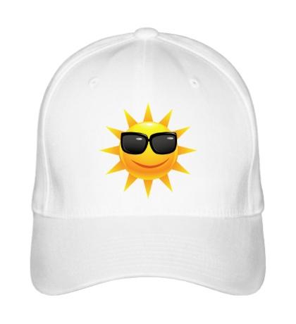 Бейсболка Солнце в очках