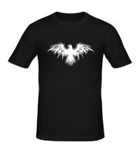 Мужская футболка Символ орла