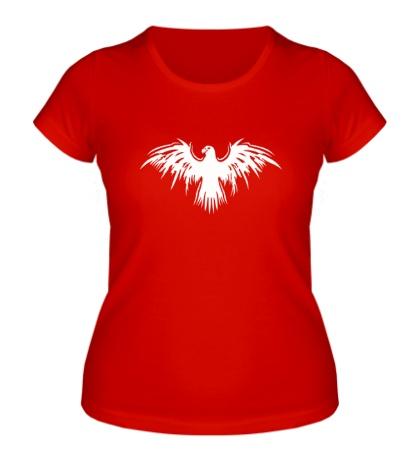 Женская футболка «Символ орла»