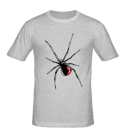 Мужская футболка Черная вдова