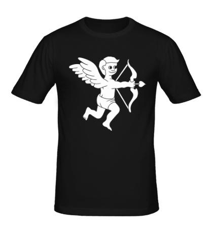 Мужская футболка «Амурчик»