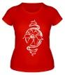 Женская футболка «Прекрасный цветок» - Фото 1