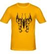 Мужская футболка «Бабочка узор» - Фото 1