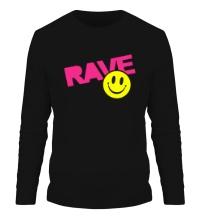 Мужской лонгслив Rave Smile