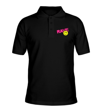 Рубашка поло «Rave Smile»