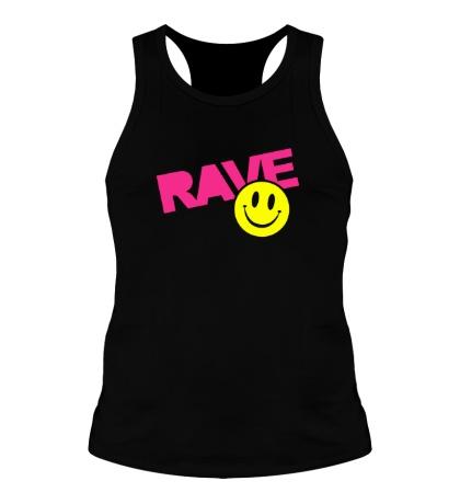 Мужская борцовка «Rave Smile»