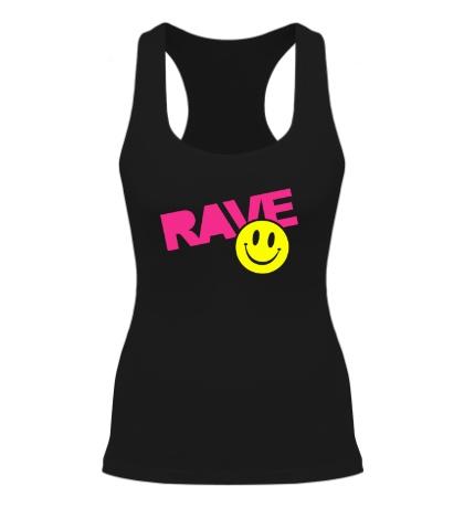 Женская борцовка «Rave Smile»