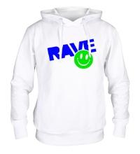 Толстовка с капюшоном Rave Smile