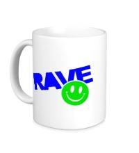 Керамическая кружка Rave Smile
