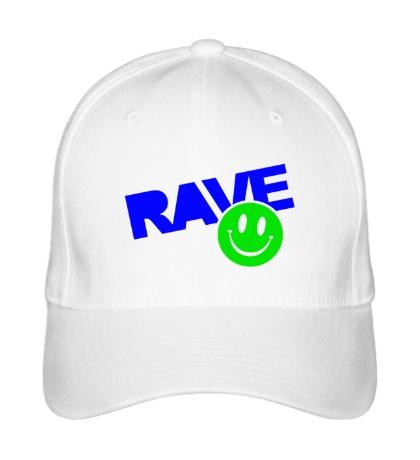 Бейсболка «Rave Smile»