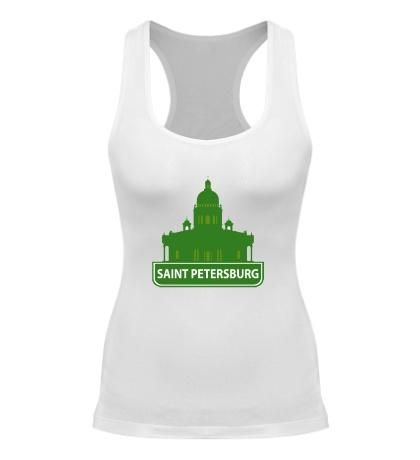 Женская борцовка Saint-Petersburg City